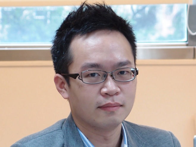 Image of Gilbert Huang
