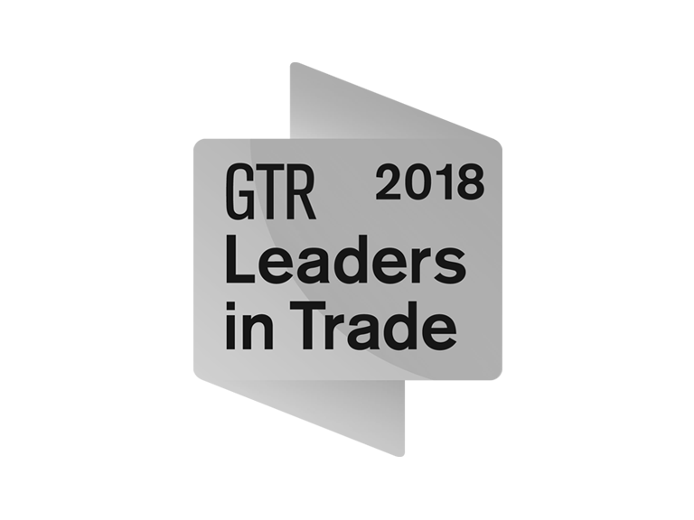 GTR Leaders in Trade 2018