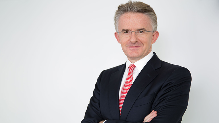 John Flint to succeed Stuart Gulliver as Group Chief Executive